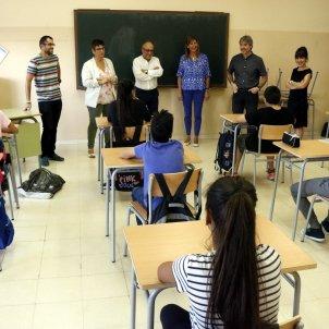 Aula classe ESO secundaria - ACN