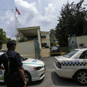Ambaixada nord-coreana a Kuala Lumpur / EFE