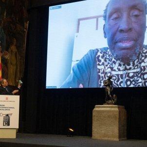 escriptor kenyà Ngugi Wa Thiong'o Premi Internacional Catalunya