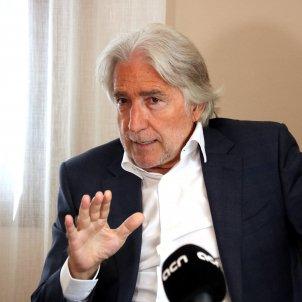 Josep Sánchez Llibre president de Foment. Foto: ACN