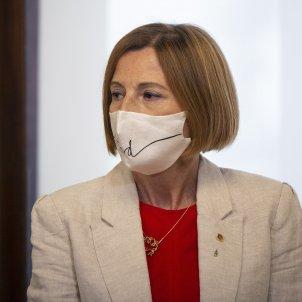 Carme Forcadell Torna al Parlament Covid-19 Coronavirus - Sergi Alcazar