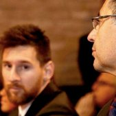 Messi Bartomeu / EFE