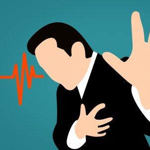 Ataque cardíaco Pixabay