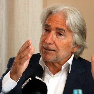 Josep Sánchez Llibre foment treball ACN