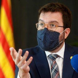 Pere Aragonès EFE