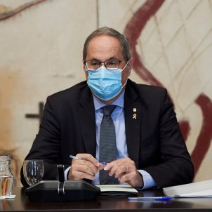 President Catalunya Quim Torra - efe