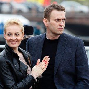 Alexei Navalni opositor rusia - EuropaPress