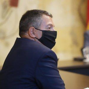 Miquel Sàmper conseller Interior Govern Ruben Moreno