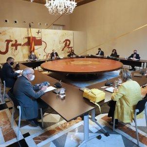 reunió Govern Ruben Moreno