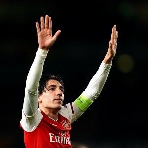 Hector Bellerin Arsenal capita Europa Press
