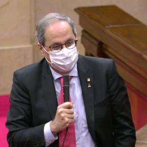 Quim Torra Parlament