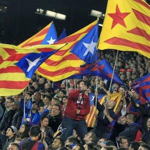 Estelada Camp Nou