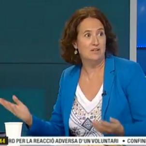 Elisenda Paluzie TV3