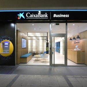 Caixabank abre primer centro business en Cantabria para aproximarse a las pymes y comercios. Foto: Europa Press