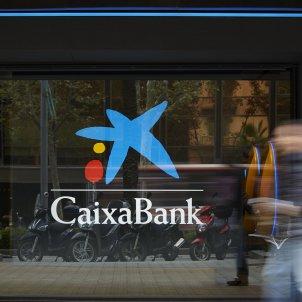 Oficines de Caixabank. Foto: Europa Press