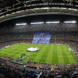 UEFA Estelada Camp Nou