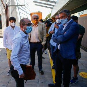 Jordi Farré, precandidat eleccions Barça_Moció de censura a Bartomeu EFE