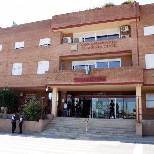 Comissaria de la Guàrdia Civil de Lleida ACN