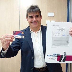 Lluis Fernández precandidat Barça @MesQueUnaMocio