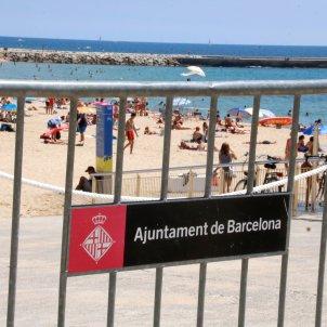 platja nova icària Barcelona ACN