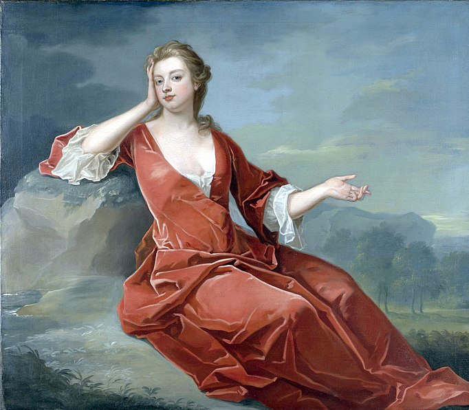 Sarah Churchill (circa 1700). Font Governement Art Collection. Londres