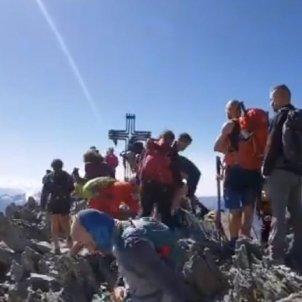 Pica d'Estats Parc Natural Alt Pirineu captura frame