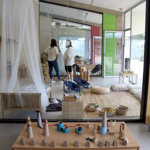 Escola catalana foto recurs ACN