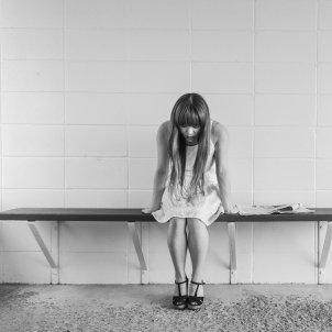 Mujer triste Pixabay