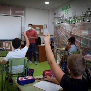classe curs escolar coronavirus - efe