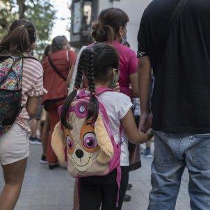 Tornada a Institut-Escola Eixample - Tornada a l'escola-  Maria Contreras Coll
