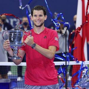 Dominic Thiem campio US Open EFE