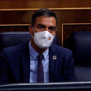 Pedro Sánchez mascareta congres EFE