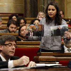 Arrimadas Puigdemont EFE