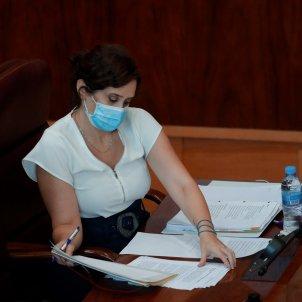 Isabel Diaz Ayuso Comunitat de Madrid EFE