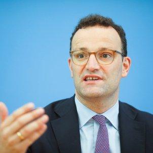 jenn spanh ministre sanitat alemanya coronavirus - efe