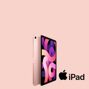 Apple presenta los nuevos modelos de iPad Air 4 y iPad 8