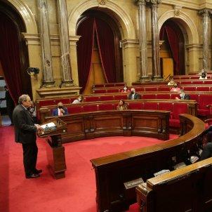 Ple hemicicle Parlament - Sergi Alcázar