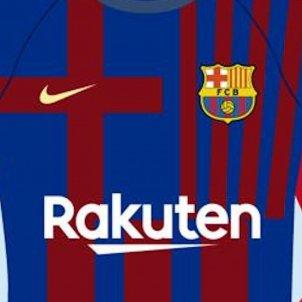 fc Barcelona Barça samarreta equipacio 2021 2022 @MundoDeportivo