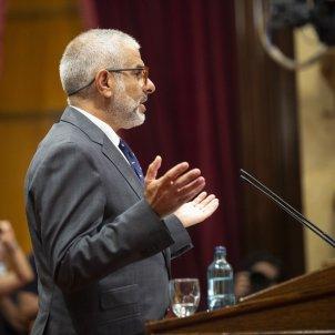 Carlos Carrizosa Ciutadans debat politica general - Sergi Alcazar