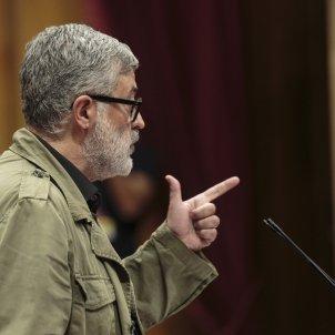 Carles Riera Debat politica general - Sergi Alcazar