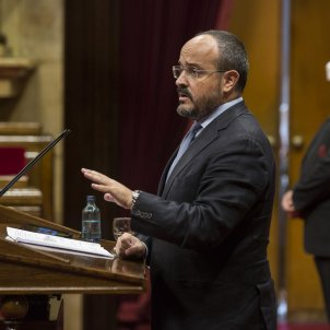 Alejandro Fernandez Debat politica general - Sergi Alcazar