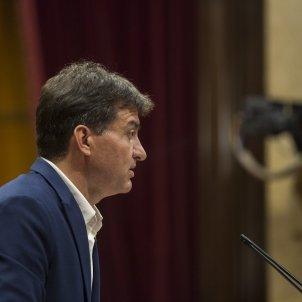 Sergi Sabrià ERC Debat politica general - Sergi Alcazar