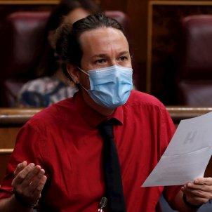 Pablo Iglesias Congrés Diputats EFE