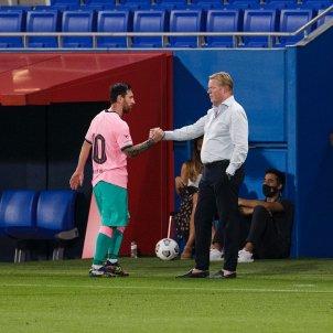 Messi Koeman ma Barcelona @FCB