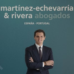 Albert Rivera despacho abogados EP