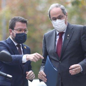 Aragonès Torra Tribunal Suprem EP