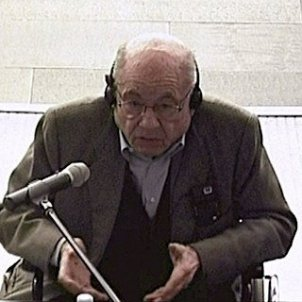 Fèlix Millet declara judici / EFE
