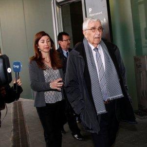 Daniel Osàcar judici Palau / Sergi Alcàzar