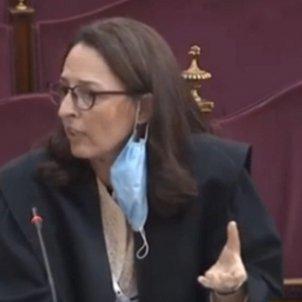 Marta Castro, abogada de VOX