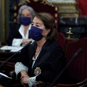 Fiscal Pilar Fernandez Valcarce EFE